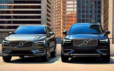 Объём продаж Volvo вРоссии вырос больше чем вдва раза