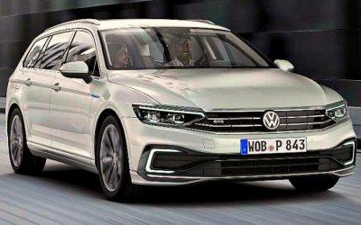 Представлен обновлённый Volkswagen Passat для Европы