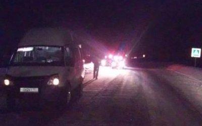 В Башкирии автобус насмерть сбил пешехода