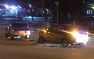 8-летняя девочка пострадала в ДТП в Волгограде