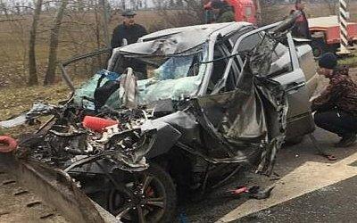 19-летний водитель погиб в ДТП с фурой в Краснодаре