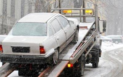 Будет ли Госдума обсуждать запрет эвакуации автомобилей зимой?