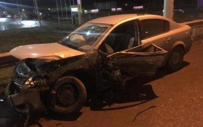 Пьяная женщина-водитель устроила ДТП в Краснодаре
