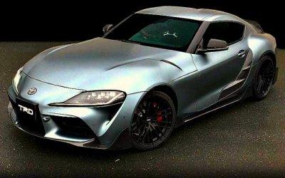 Toyota Supra: новая версия отTRD