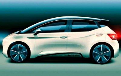 SEAT скоро рассекретит свой электромобиль