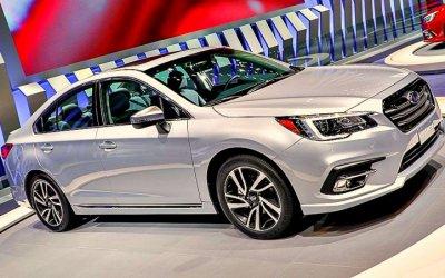 Новый Subaru Legacy: ждатьли вРоссии?