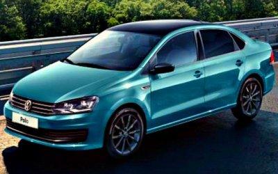 Volkswagen Polo получил спецверсию для России