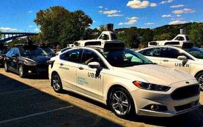 ВРоссии создают приложение для вызова беспилотных такси