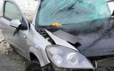 Молодой водитель иномарки погиб в ДТП под Брянском