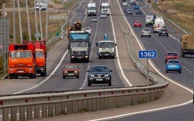Минтранс предложил увеличить штраф за парковку на обочине скоростных трасс