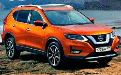 Nissan X-Trail— российский бестселлер марки вянваре