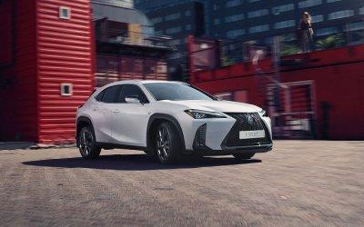Оформите предзаказ нового Lexus UX в Лексус – Волгоградский