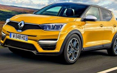Летом начнётся выпуск обновлённого Renault Captur