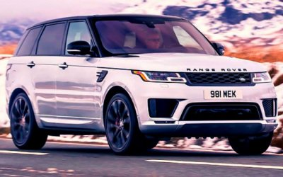 Range Rover Sport получил гибридную модификацию