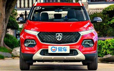 Китайский кроссовер Baojun 510 пойдёт наэкспорт