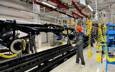 «УАЗ» сократит более 600 сотрудников