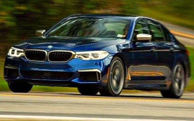 «Пятёрка» BMW— январский бестселлер марки вРоссии