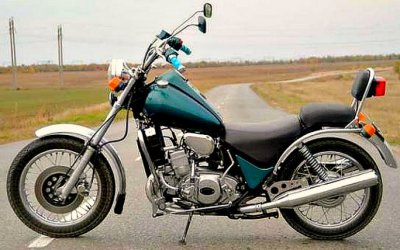 Сколько вРоссии мотоциклов?