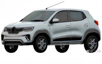 Электрический Renault Kwid стал серийным