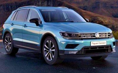 Volkswagen Tiguan получил российскую спецверсию