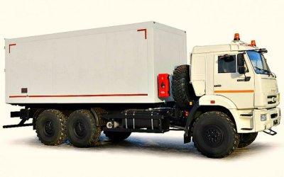 ВРоссии растут продажи грузовиков