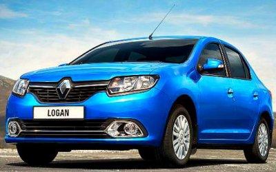 Выросли российские продажи Renault Logan