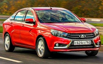 Названы самые продаваемые в России автомобили за2018 год