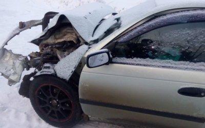 Водитель «Приоры» погиб в ДТП в Томской области