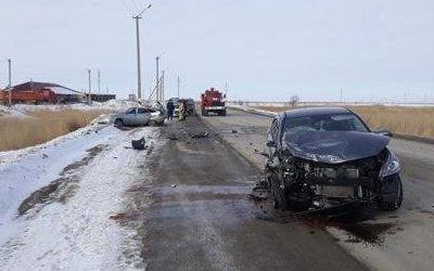В Челябинской области в ДТП женщине оторвало голову
