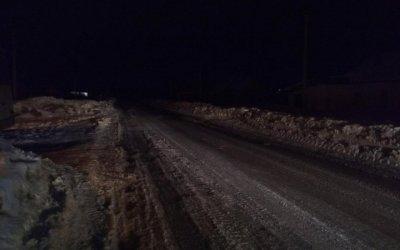 В Тульской области водитель иномарки сбил двух пешеходов и скрылся
