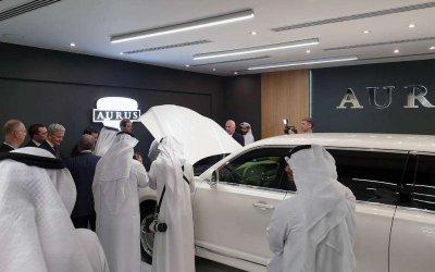 Арабы вдоле: бренд Aurus перестал быть чисто российским