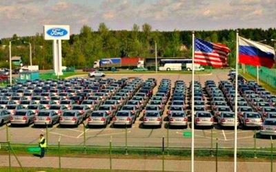 Назаводе Ford Sollers воВсеволожске начнут собирать внедорожники