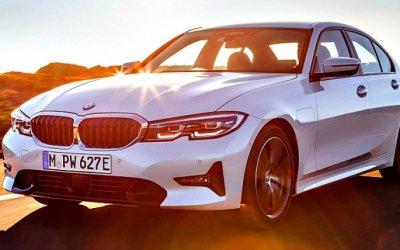 BMW 3-Series получит гибридные модификации