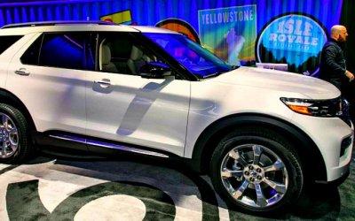 Новый Ford Explorer стал существенно дороже