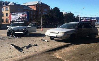 Три человека пострадали в ДТП в Пятигорске