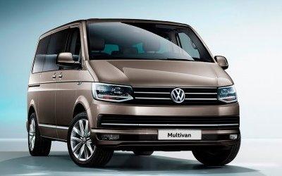 Volkswagen Multivan: несомненное превосходство в шестом поколении