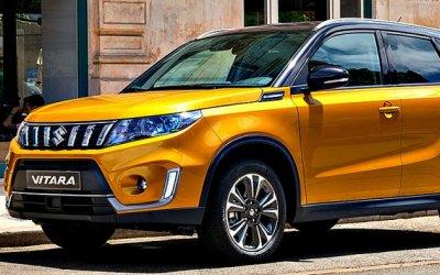 ВРоссию приехала новая Suzuki Vitara