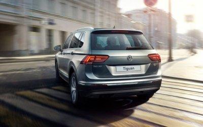 Volkswagen Tiguan – наслаждайтесь реальностью