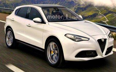 Alfa Romeo покажет вЖеневе новый кроссовер
