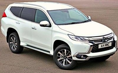 Mitsubishi Pajero получил грузовую модификацию