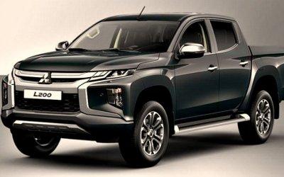 Обнародованы российские цены нановый Mitsubishi L200