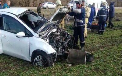 Пять человек пострадали в ДТП в Тимашевском районе