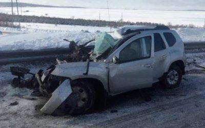 В ДТП под Вольском погиб пассажир иномарки