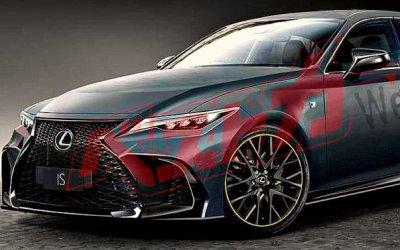 Обновлённый LexusIS получит тотже мотор, что иToyota Supra