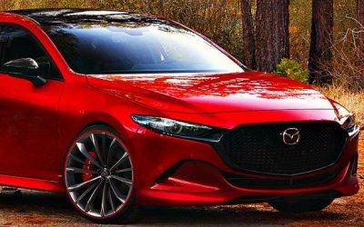 Mazda собирается возродить «заряженную» линейку MPS?