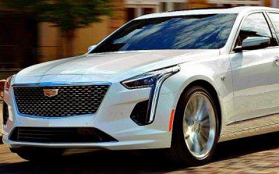 Cadillac CT6 Platinum получит новый мотор