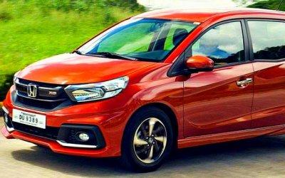 Представлена новая версия компактвэна Honda Mobilo