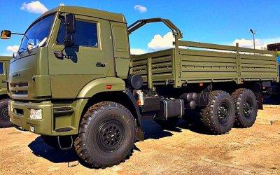 В2025 году «КамАЗ» начнёт выпуск грузовиков-беспилотников