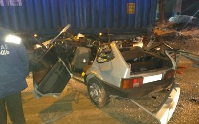 В ДТП с фурой в Новосибирске погибли три человека