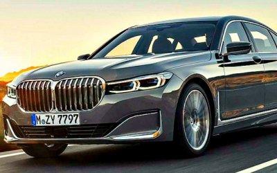 Вновых BMW 7-Series появятся небольшие моторы